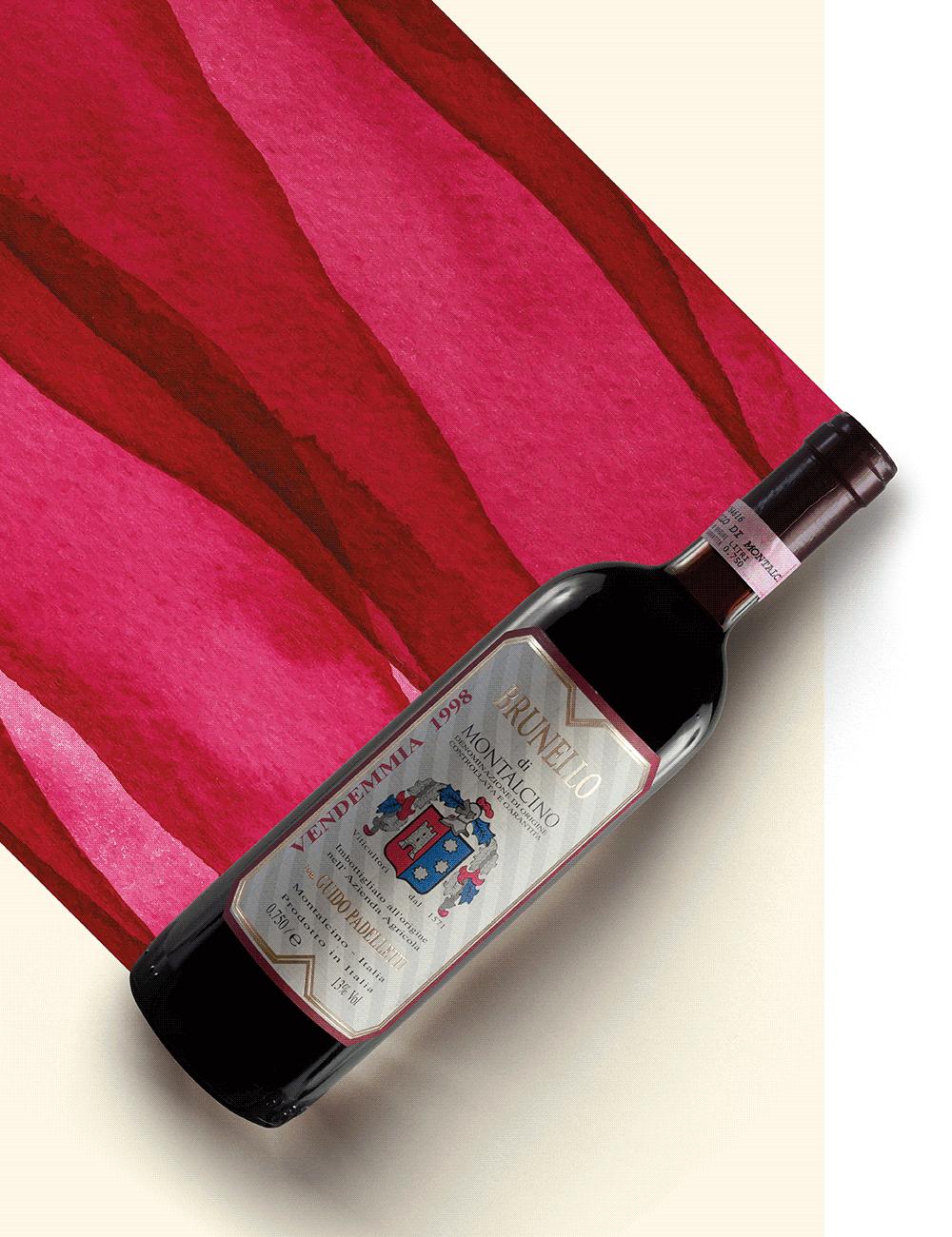 Padelletti Brunello di Montalcino 1998
